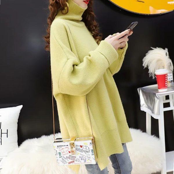CHICEVER-Korean-Knitted-Sweater-Women-Turtleneck-Lantern-Long-Sleeve-Oversize-Pullover-Sweaters-Female-2020-Autumn-Fashion-3.jpg