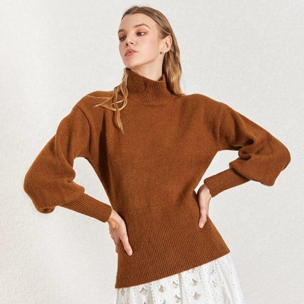 CHICEVER-Korean-Knitted-Women-s-Sweater-Turtleneck-Lantern-Sleeve-Knitting-Pullover-Sweaters-Female-2019-Autumn-Winter-1.jpg