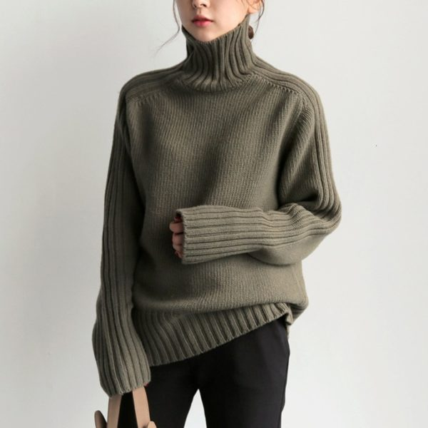 CHICEVER-Korean-Knitted-Women-s-Sweater-Turtleneck-Lantern-Sleeve-Loose-Oversize-Casual-Sweaters-Female-2019-Autumn-1.jpg
