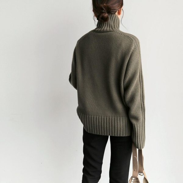 CHICEVER-Korean-Knitted-Women-s-Sweater-Turtleneck-Lantern-Sleeve-Loose-Oversize-Casual-Sweaters-Female-2019-Autumn-3.jpg