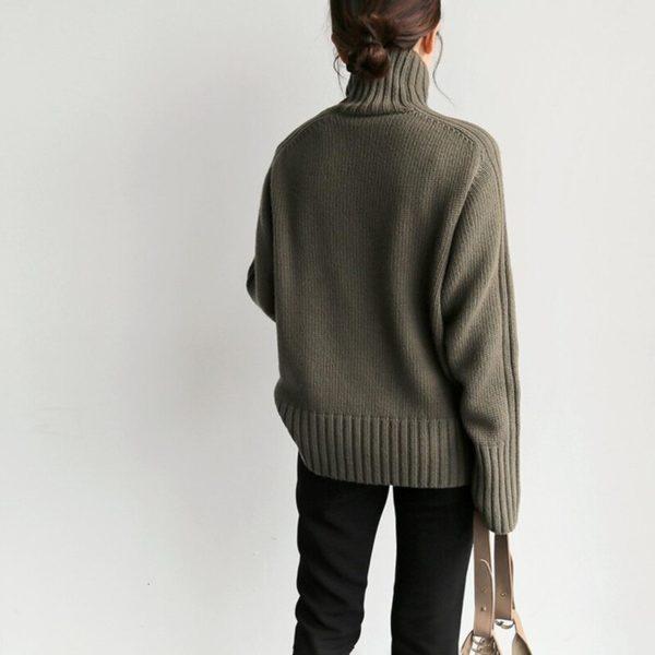 CHICEVER-Korean-Knitted-Women-s-Sweater-Turtleneck-Lantern-Sleeve-Loose-Oversize-Casual-Sweaters-Female-2019-Autumn-3.jpg
