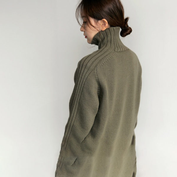 CHICEVER-Korean-Knitted-Women-s-Sweater-Turtleneck-Lantern-Sleeve-Loose-Oversize-Casual-Sweaters-Female-2019-Autumn-5.jpg