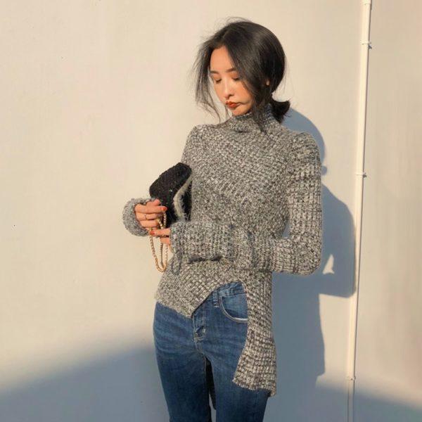 CHICEVER-Korean-Side-Split-Knitted-Sweater-For-Women-Turtleneck-Long-Sleeve-Oversize-Loose-Casual-Sweaters-Female-4.jpg