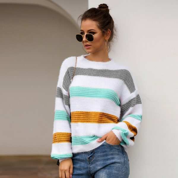 CHICEVER-Striped-Hit-Color-Clothes-Sweaters-Female-Lantern-Sleeve-O-Neck-Autumn-Loose-Sweater-Jumper-Women-4.jpg