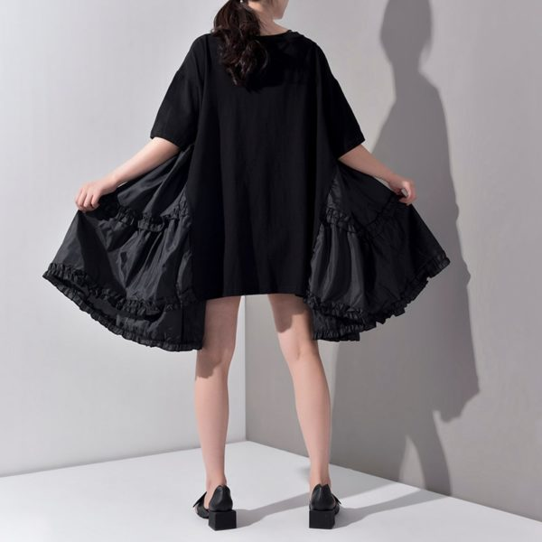 EAM-2020-New-Spring-Summer-Round-Neck-Half-Sleeve-Pleated-Split-Joint-Loose-Oversize-Big-5.jpg