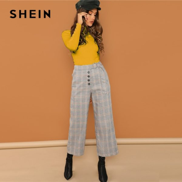 SHEIN-Ginger-Buttoned-Cuff-Slim-Fit-High-Neck-T-shirt-Casual-Skinny-Long-Sleeve-Solid-Tee-3.jpg