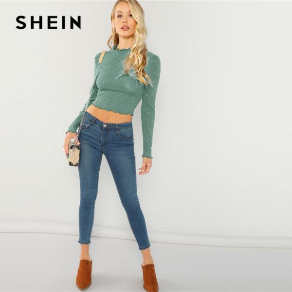 SHEIN-Highstreet-Green-Lettuce-Trim-Round-Neck-Solid-Pullovers-Crop-Top-2018-Autumn-Casual-Women-Modern-2.jpg