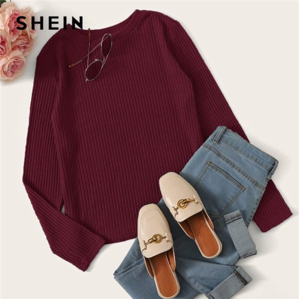 SHEIN-Solid-Round-Neck-Ribbed-Knit-Casual-T-Shirt-Women-Tees-2019-Autumn-Long-Sleeve-Office-2.jpg
