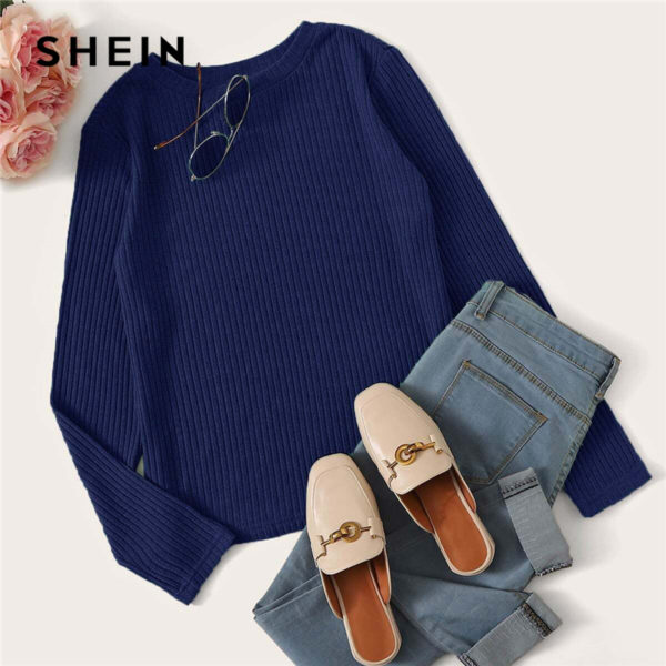 SHEIN-Solid-Round-Neck-Ribbed-Knit-Casual-T-Shirt-Women-Tees-2019-Autumn-Long-Sleeve-Office-4.jpg