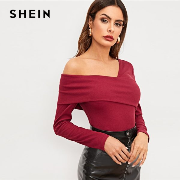 SHEIN-White-Asymmetrical-Neck-Solid-Tee-Rib-Knit-Slim-Fit-Party-Casual-Pullover-Long-Sleeve-Shirt-2.jpg