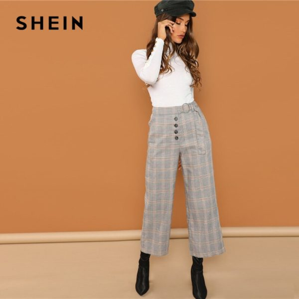 SHEIN-White-Office-Lady-Buttoned-Cuff-Solid-High-Neck-Slim-Fit-Skinny-Long-Sleeve-Tee-2018-3.jpg