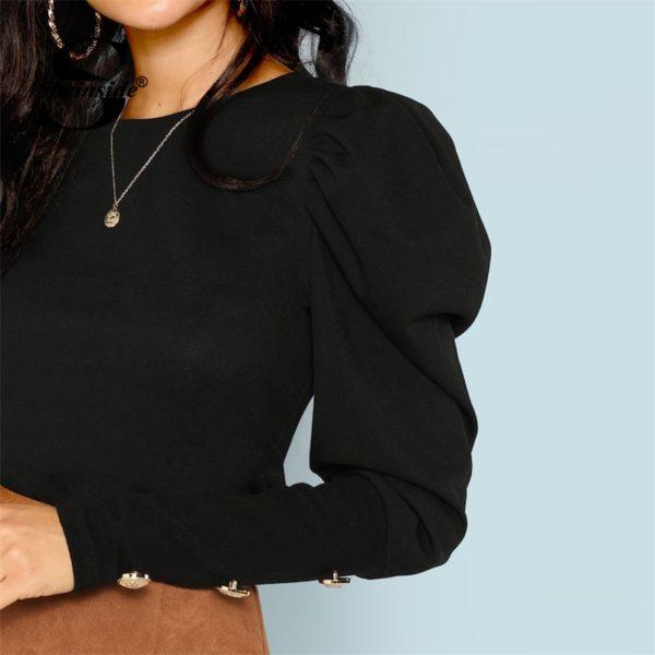 Sheinside-Black-Puff-Sleeve-T-shirt-Women-Button-Detail-Long-Sleeve-Tee-Shirt-Autumn-Elegant-Ladies-4.jpg