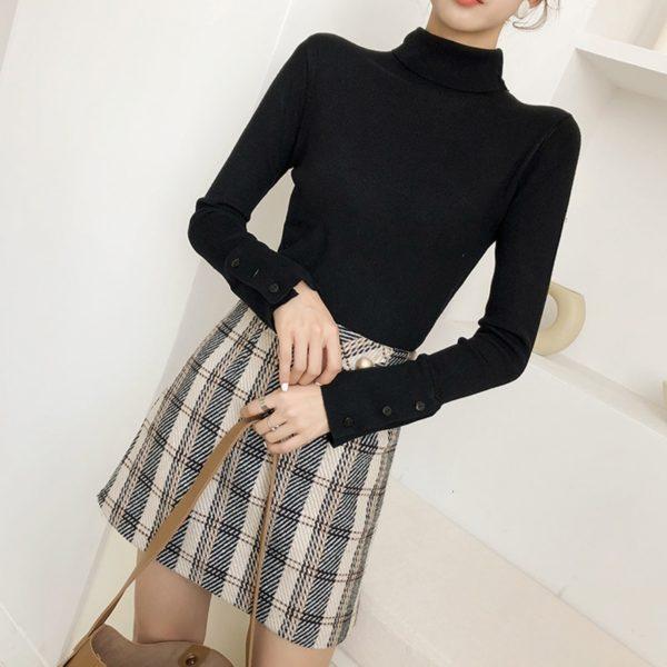 TWOTWINSTYLE-Autumn-Turtleneck-Knitwears-Women-Long-Sleeve-Cuff-Split-Slim-Korean-Pullover-Sweater-Casual-Fashion-2019-5.jpg