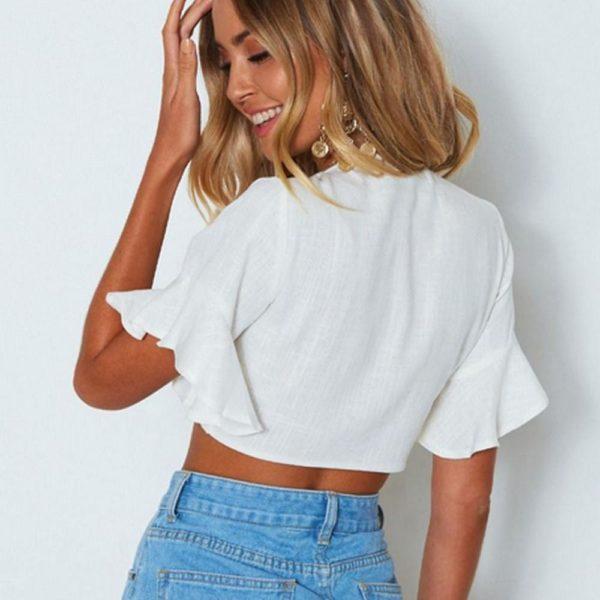 2020-Summer-Women-Boho-Short-Blouse-Shirts-Ruffles-Short-Sleeve-V-Neck-Bandage-Crop-Tops-Female-1.jpg
