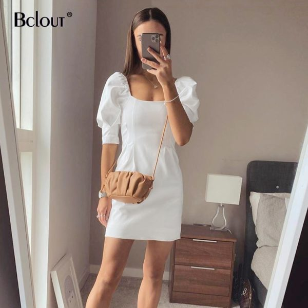 Bclout-White-Short-Sleeve-A-Line-Mini-Dress-Summer-Puff-Sleeve-Shirt-Dress-Women-Elegant-Square-1.jpg