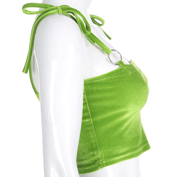 Summer-Sexy-Cami-Women-Bandage-Velvet-Crop-Top-Club-Party-Fluorescent-Green-Strap-Top-Vest-Short-2.jpg