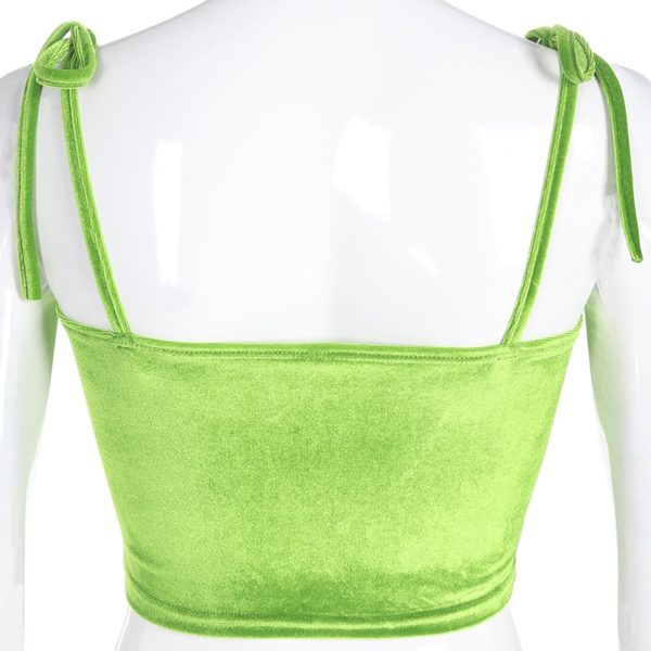 Summer-Sexy-Cami-Women-Bandage-Velvet-Crop-Top-Club-Party-Fluorescent-Green-Strap-Top-Vest-Short-4.jpg