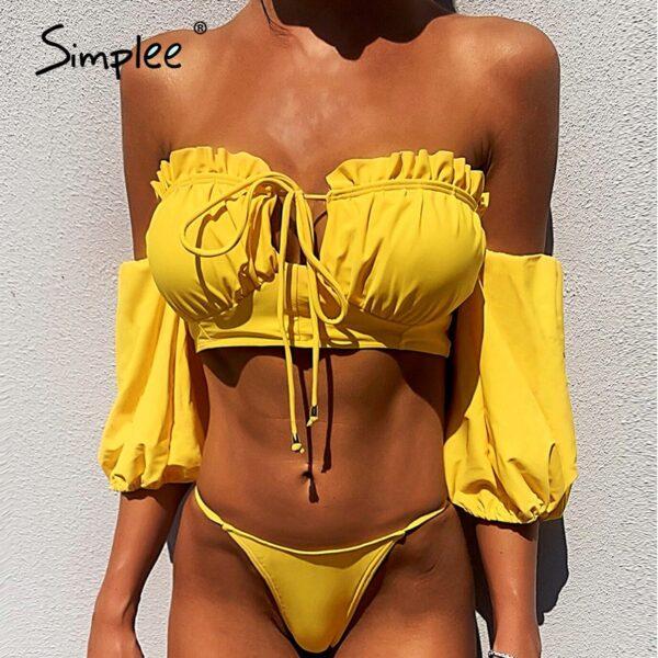 Simplee-Sexy-ruffle-lantern-bikini-Bandeau-off-shoulder-solid-two-piece-swimwear-Summer-beach-wear-swimsuits-1.jpg