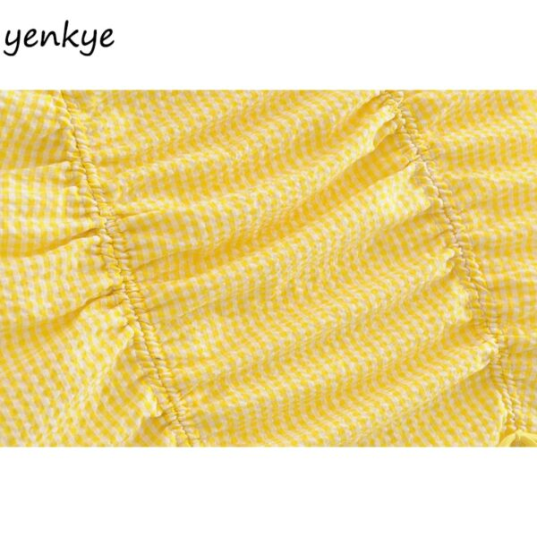 Summer-Skirts-Womens-Yellow-Plaid-Drawstring-Draped-High-Waist-Mini-Skirt-Sexy-LDZZ6105-3.jpg