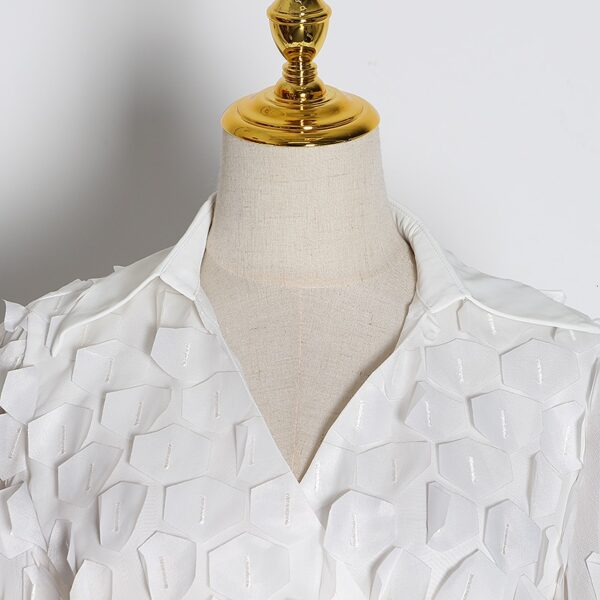 TWOTWINSTYLE-Black-Splicing-Sequin-Shirt-For-Women-V-Neck-Lantern-Long-Sleeve-Casual-Female-Shirt-Blouse-2.jpg