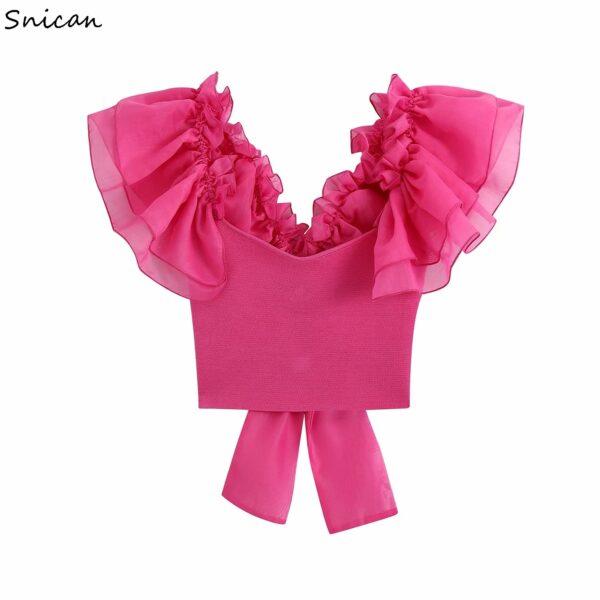 summer-chiffon-blouse-women-transparent-organza-pink-puff-ruffle-sleeve-back-bow-blouse-sexy-slim-short-2.jpg