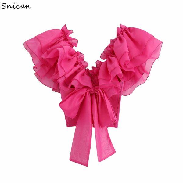 summer-chiffon-blouse-women-transparent-organza-pink-puff-ruffle-sleeve-back-bow-blouse-sexy-slim-short-3.jpg