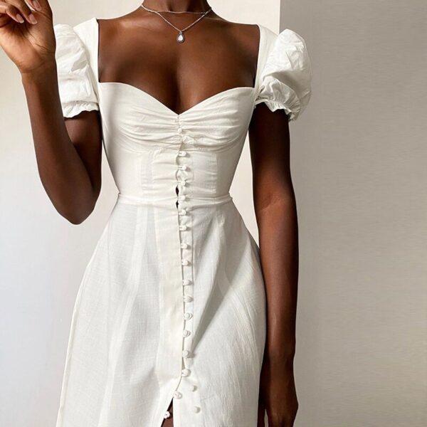Jenniferkiss-Women-Puff-Sleeve-A-line-Party-Midi-Dress-White-High-Split-Sexy-Dresses-Women-2021-1.jpg