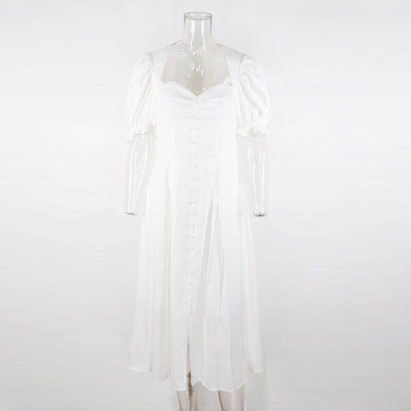 Jenniferkiss-Women-Puff-Sleeve-A-line-Party-Midi-Dress-White-High-Split-Sexy-Dresses-Women-2021-4.jpg