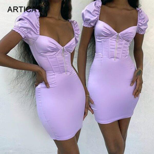 Articat-Sweet-Moves-Puff-Sleeve-Satin-Mini-Dress-V-Neck-Zipper-Bodycon-Sexy-Party-Club-Sexy-5.jpg