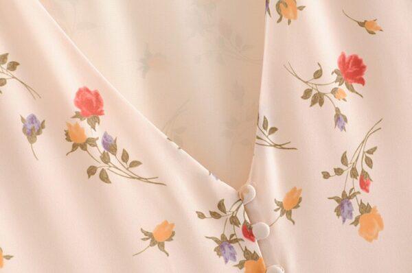 Bazaleas-Vintage-Flowers-Print-vestidos-France-V-Neck-Dress-Fashion-Center-Buttons-Dresses-Elegant-Half-Sleeve-4.jpg