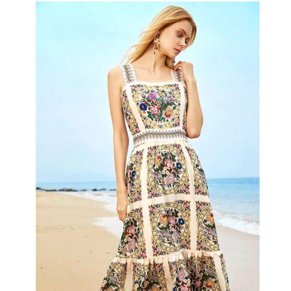DEAT-2021-Summer-New-Fashion-Tide-Square-Collar-High-Waist-Knee-length-Diamonding-Elegant-Printing-2.jpg