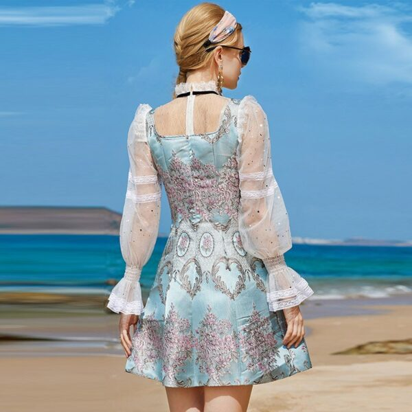 DEAT-2021-Summer-New-Fashion-Tide-Stand-up-Collar-High-Waist-Flare-Sleeve-Bow-Printing-1.jpg