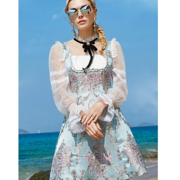 DEAT-2021-Summer-New-Fashion-Tide-Stand-up-Collar-High-Waist-Flare-Sleeve-Bow-Printing-2.jpg