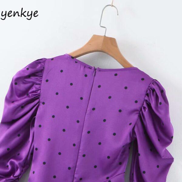 Fashion-Women-Vintage-Polka-Dot-Draped-Bodycon-Mini-Dress-Female-Puff-Sleeve-O-Neck-Purple-Summer-5.jpg