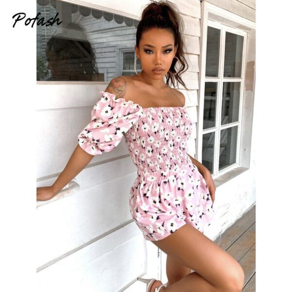 Pofash-Ruffle-Floral-Print-Ruched-Women-Playsuits-High-Waist-Ruffle-Summer-Rompers-Backless-Puff-Sleeves-Jumpsuits-2.jpg