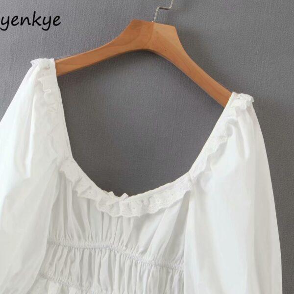 Sexy-Lace-Trims-Elegant-White-Dress-Women-Lantern-Sleeve-Square-Neck-A-line-Mini-Summer-Party-2.jpg