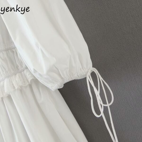 Sexy-Lace-Trims-Elegant-White-Dress-Women-Lantern-Sleeve-Square-Neck-A-line-Mini-Summer-Party-4.jpg