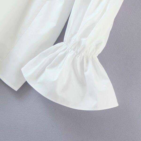Spring-summer-women-mini-dress-cotton-long-flare-sleeves-slim-zipper-short-party-white-draped-dress-5.jpg