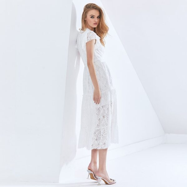 TWOTWINSTYLE-Hollow-Out-Elegant-Women-s-Dress-V-Neck-Short-Sleeve-High-Waist-Patchwork-Lace-White-2.jpg