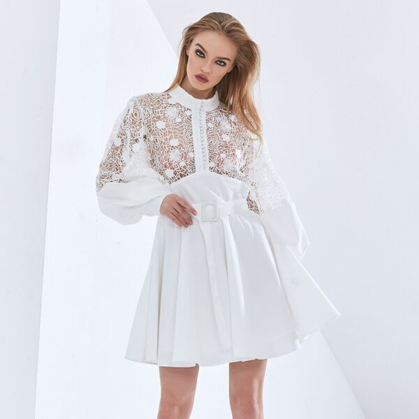 TWOTWINSTYLE-Sexy-Patchwork-Lace-Dress-For-Women-Stand-Collar-Lantern-Sleeve-High-Waist-Hollow-Out-Midi-2.jpg