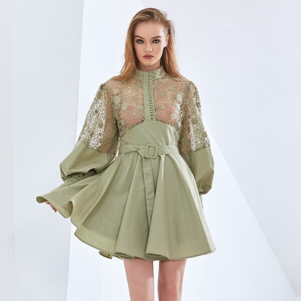 TWOTWINSTYLE-Sexy-Patchwork-Lace-Dress-For-Women-Stand-Collar-Lantern-Sleeve-High-Waist-Hollow-Out-Midi-5.jpg