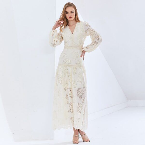 TWOTWINSTYLE-Vintage-Patchwork-Lace-Perspective-Dress-For-Female-Lantern-Sleeves-High-Waist-Oversized-Dresses-Female-New-1.jpg