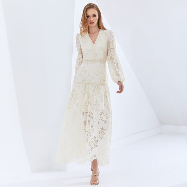 TWOTWINSTYLE-Vintage-Patchwork-Lace-Perspective-Dress-For-Female-Lantern-Sleeves-High-Waist-Oversized-Dresses-Female-New-2.jpg