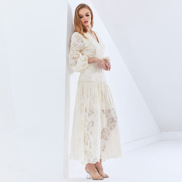 TWOTWINSTYLE-Vintage-Patchwork-Lace-Perspective-Dress-For-Female-Lantern-Sleeves-High-Waist-Oversized-Dresses-Female-New-4.jpg