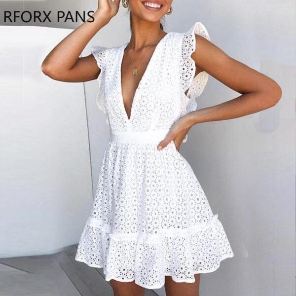Women-Butterfly-Sleeve-V-neck-Frill-Hem-Hollow-Out-Lace-Casual-Dress-Bodycon-Sexy-Party-Dress-1.jpg
