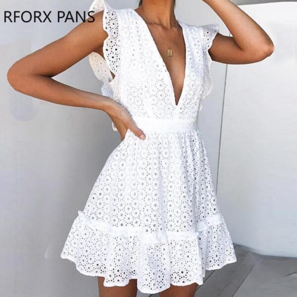 Women-Butterfly-Sleeve-V-neck-Frill-Hem-Hollow-Out-Lace-Casual-Dress-Bodycon-Sexy-Party-Dress-2.jpg