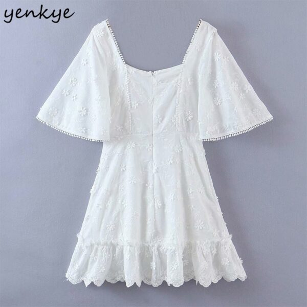 YENKYE-Fashion-Women-Floral-White-Party-Dress-Female-Sexy-Square-Neck-Flare-Sleeve-A-line-Mini-1.jpg