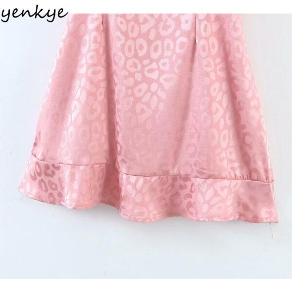 YENKYE-Sexy-Backless-Pink-Leopard-Dress-Women-Square-Neck-Puff-Sleeve-High-Waist-A-line-Mini-4.jpg