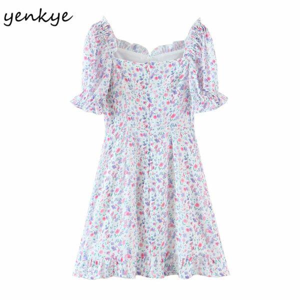 YENKYE-Summer-Dress-2021-Women-Sweet-Floral-Print-Holiday-Dress-Fashion-Female-V-Neck-Short-Sleeve-1.jpg