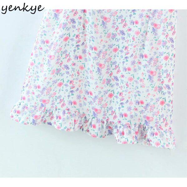 YENKYE-Summer-Dress-2021-Women-Sweet-Floral-Print-Holiday-Dress-Fashion-Female-V-Neck-Short-Sleeve-3.jpg